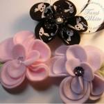 VIDEO TUTORIAL: Chic Fleece Flower Pins