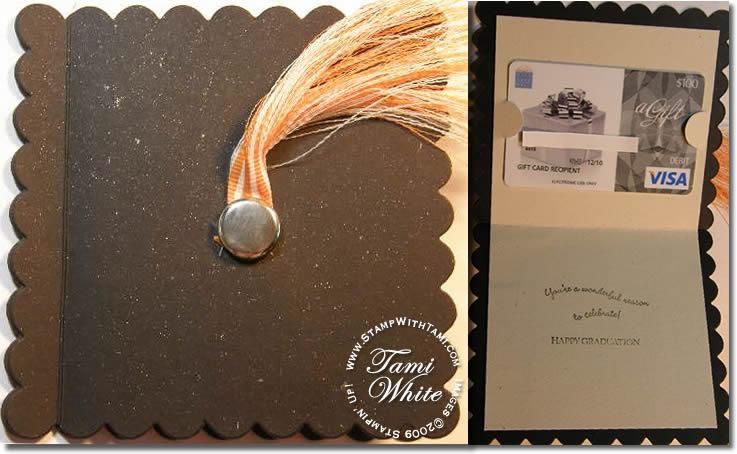 VIDEO TUTORIAL Graduation Cap Gift Card Holder – Cool Graduation Invitations