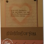 VIDEO TUTORIAL: Heart Card and Clear Mount Stamps