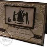 VIDEO TUTORIAL: Welcome Christmas Card