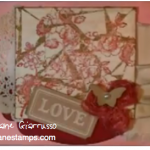 VIDEO: Mosaic Stamping Technique from Diane