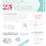 BEST OF 25 YEARS: May Edition – Best of Brides and Babies
