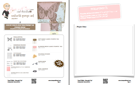 swallowtail-stampin up pdf