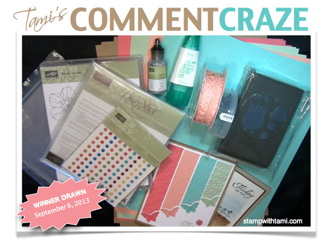 commnet craze for august 2013
