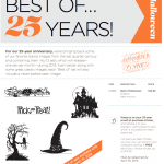 BEST OF 25 YEARS: August Edition – Best of Halloween
