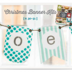 VIDEO: Christmas Banner Simply Created Accessory Kit