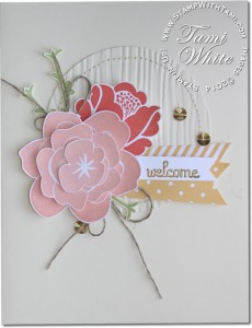 simple stems-stampin up