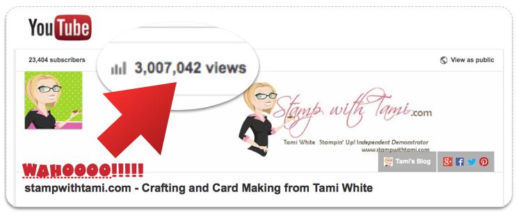 3 million dollar youtube