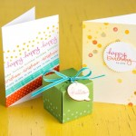 NEW: Endless Birthday Wishes Photopolymer Clear Stamp Set