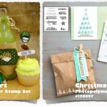 NEW: 2 New Photopolymer Sets Christmas Bliss & Dear Heart