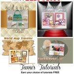 tamis free stampin up tutorials