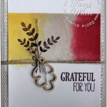 VIDEO: Grateful for All Things Card