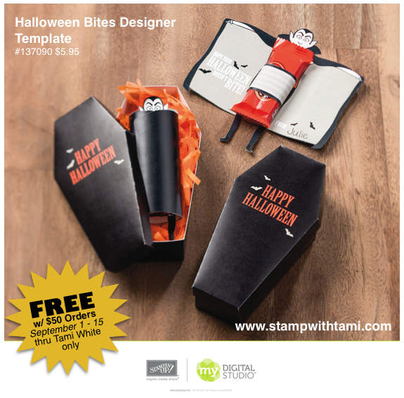 Free Quot Halloween Bites Template Quot Download W Qualifying