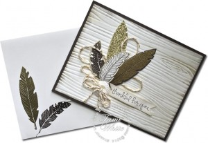 four feathers-gail lowe-stampinup