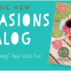 stampin up occasions video