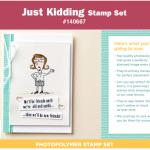 New Photopolymer Set: Just Kidding