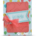 stampin Up youre sweet stamp set card