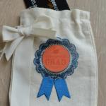 stampin up graduation bag