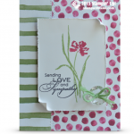 stampin up love and sympathy card