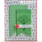 stampin up sprinkles of life stamp set card