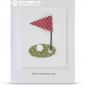 stampin up golf card