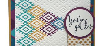 bohemian borders-stampin up - shery meyer
