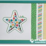 VIDEO: Hello Star Window Card