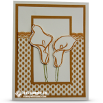 stampin up remarkable you card
