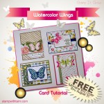 stampinup watercolor wings tutorial-swt