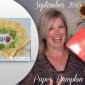 "VIDEO: September Paper Pumpkin ""Wickedly Sweet Treat"" Alternative & Giveaway"