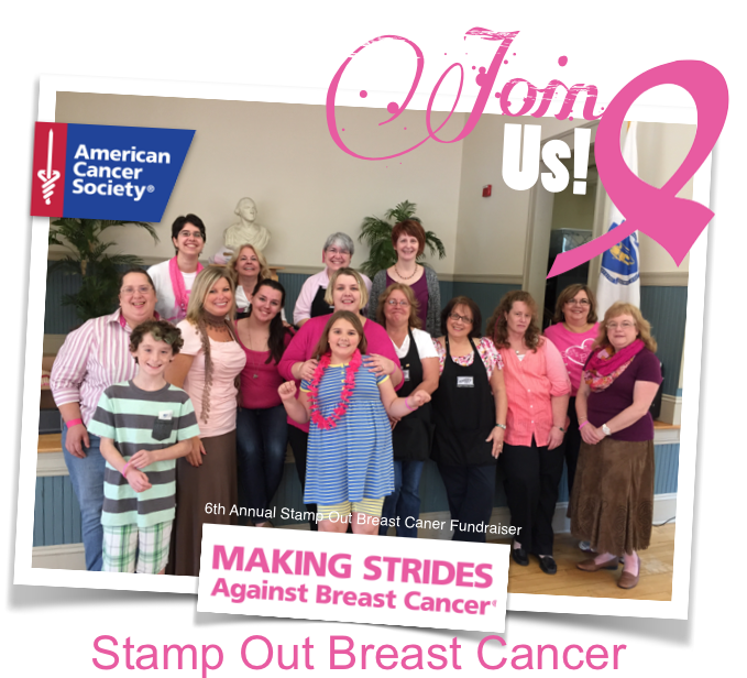 stamp out breast cancer 2015