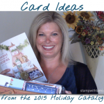 VIDEO: Sharing my Holiday Catalog Swap Card Ideas