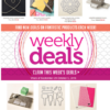 SALE: Stampin Up Weekly Specials end October 5