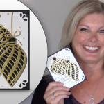 VIDEO: Delicate Ornament Glimmer Christmas Wow Card