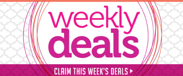 SALE: Stampin Up Weekly Specials end October 12