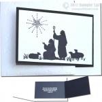 """CARD: Every Blessing Joyful Christmas """"Joy fold"""" Card"""