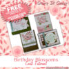 FREE TUTORIAL: Birthday Blooms Card Tutorial