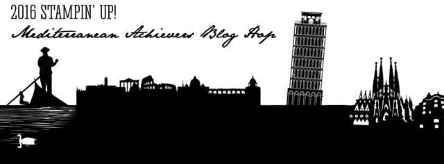 stampin up med cruise blog hop