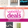 SALE: Stampin Up Weekly Specials end February 1