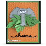 VIDEO: How to make munching Erick the Elephant Card