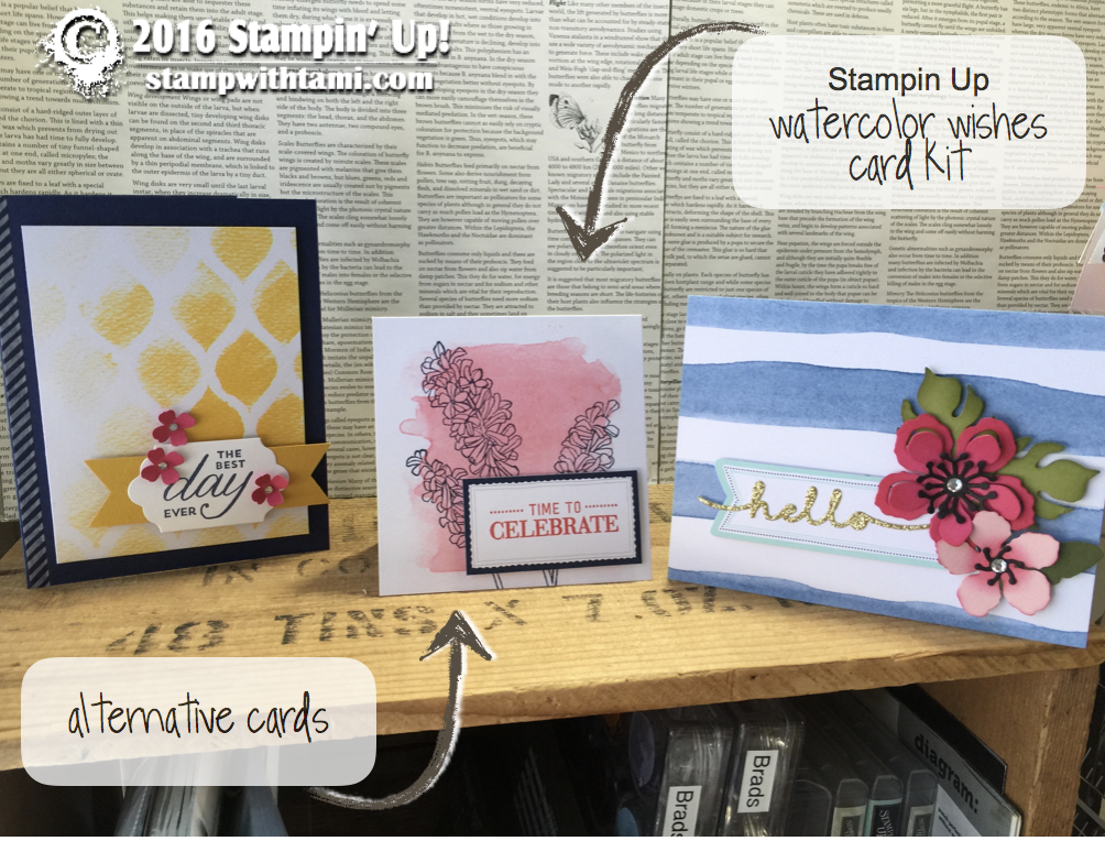 stampin up watercolor wishes 1