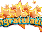 WINNERS ANNOUNCED: Congratulations to all three winners