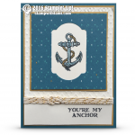 CARD: You're My Anchor from Guy Greetings