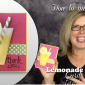 VIDEO: Top Viewers Choice How to Make a Frosty Lemonade Card