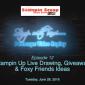 Tuesday's Stampin Scoop Show – June 28 – Foxy Friends & Gvieaway