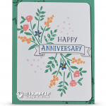 CARD: Happy Anniversary from the Number of Years