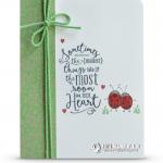 CARD: Layering Love Ladybugs Card