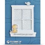 CARD: The World Just Got Cuter Kitty Card