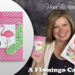 VIDEO: How to make a Flamingo card with Pop of Paradise