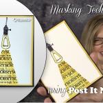 VIDEO: Sorry I'm Not that Bright Lightbulb Fun Card